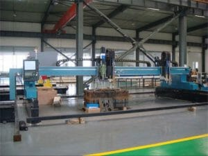 heavy-duty-hoëspoed-brug-tipe-CNC-plasma-en-vlam-cutting-machine571